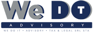 We Do It Advisory - Tax & Legal Srl STA